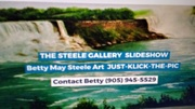 THE STEELE GALLERY SLIDESHOW Betty May Steele Art