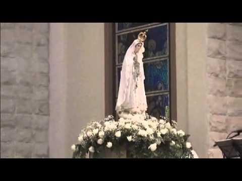 """""""Santa Maria Mãe de Deus, rogai por nós pecadores""""."""