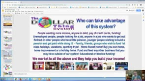 The 1Dollar Thing System Run Differently Webinar Replay 14th Jan 2019