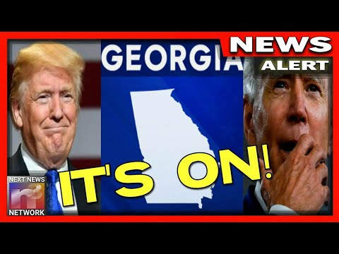 BUCKLE UP! Just Before Recount Announced Georgia Election Official DROPS BOMB on Creepy Joe