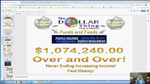 People Helping People Worldwide Force Fed Self Building Auto PHPW System Webinar Replay 15th Jan 2019