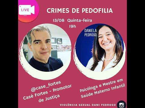 LIVE: Dra. Daniela Pedroso (Psicóloga do Hospital Pérola Byington) e Casé Fortes