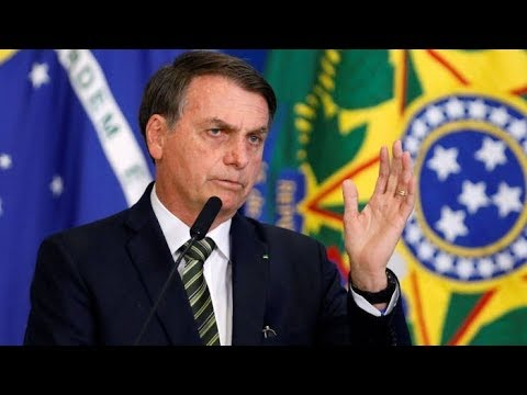 Bolsonaro tells Brazil not to deal with pandemic 'like fags' – Nehanda Radio