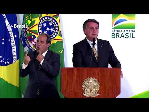 Brazil's president takes indirect swipe at Biden