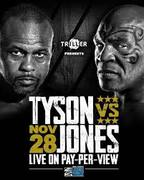 JONES VS TYSON LIVE STREAM