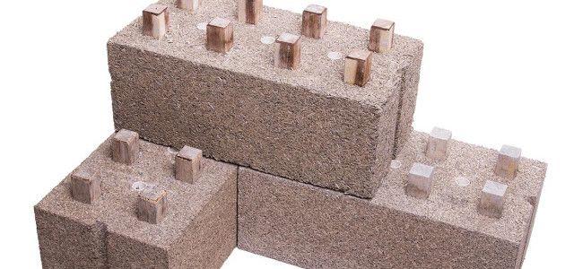 hemoctrete building materials