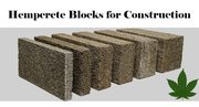 hemoctrete building materials