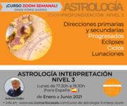 CURSO DE ASTROLOGÍA SUPERIOR - ZOOM
