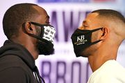 Live Terence Crawford vs…