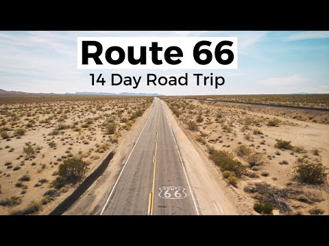 Route 66 Road Trip: 14 Days Driving the Main Street of America