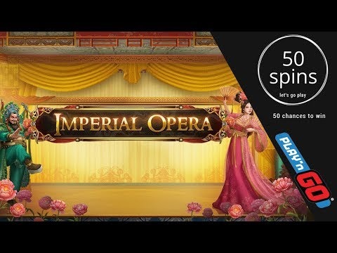 Imperial Opera Free Slot Review RTP 96.5% - Play'nGo slots