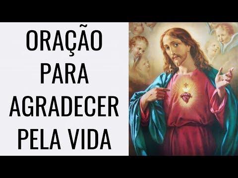 ORAÇÃO PARA AGRADECER PELA VIDA