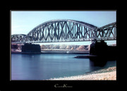 River Rhine in IR