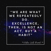 Quote on Excellence