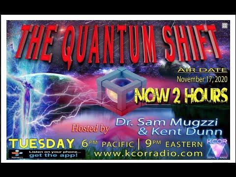 Dr. Sam Mugzzi, Kent Dunn and the Quantum Shift