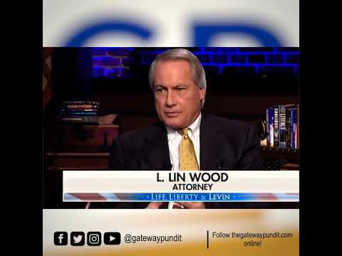 Lin Wood on Mark Levin Show: Trump Won 70%+ Landslide Election He Probably Had 400 Electoral Votes