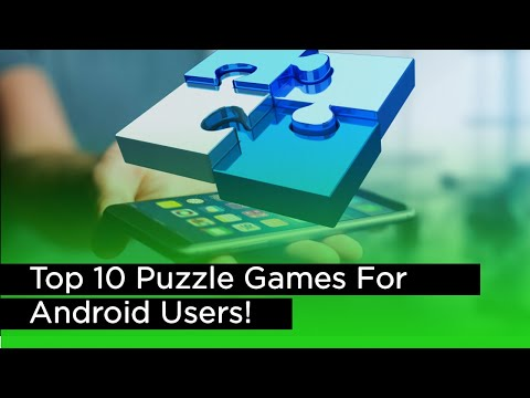 Top 10 Puzzle Games For Android Users | Best Mind Games 2020