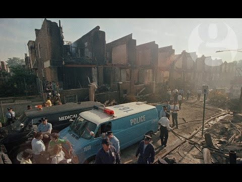 The forgotten police bombing of a Move compound in Philadelphia