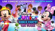 Disney Junior Dance Party On Tour! – Newark, NJ