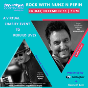 Rock with Nunz n Pepin