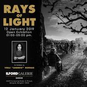 """นิทรรศการภาพถ่าย """"Rays of Light"""""""