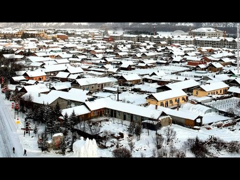 China: Extreme Polar weather freezes everything at many areas - Nov. 20, 2020  中国天气