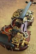Sherlock Violin BY cybercrafts
