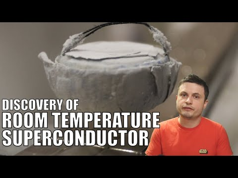 First Room Temperature Superconductor And What It Means For Us