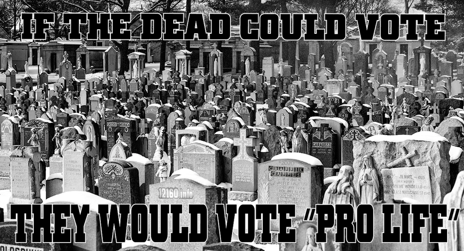 If The Dead Could Vote