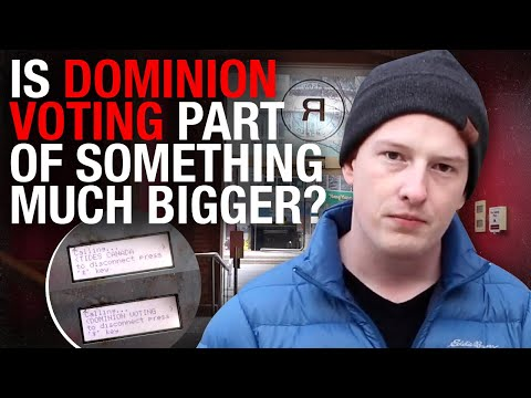 Dominion Voting Systems shared office is INCUBATOR for radical left-wing organizations
