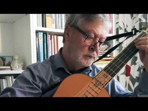 Francesco Corbetta suite in A minor. Lex Eisenhardt baroque guitar