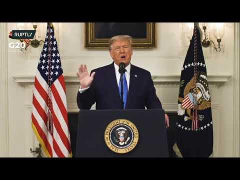President Trump speech 2nd day of G20 Leaders' Summit