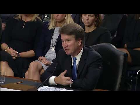 Detaining Citizens: Law of Armed Conflict [Graham & Kavanaugh @ Supreme Court Hearing]