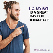 Massage is the answer!