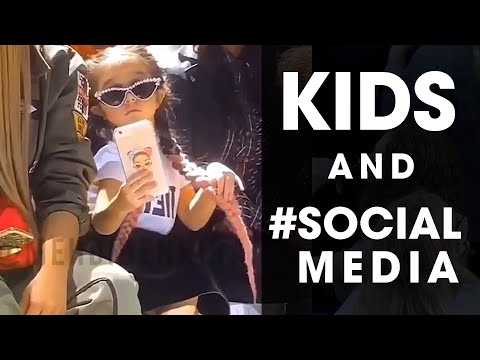 Kids and #SOCIALMEDIA