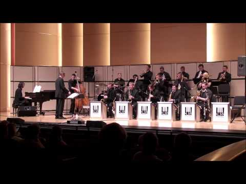 Adam's Apple—Central Washington University Jazz Band 1