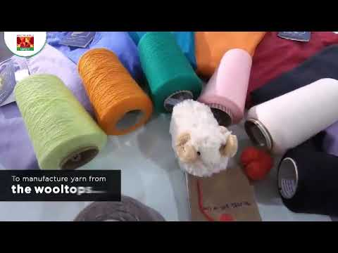 The Cool Way of Making Wool