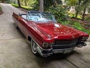 Recent restoration progress photos of our '63 Eldorado