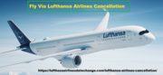 Lufthansa Airlines Cancellation