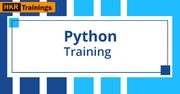 Learn Python training online | hkr trainings