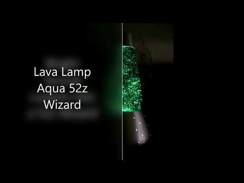 Lava Lamp Bright Source Custom 52z glitters
