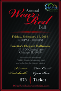 2019 NAHN Wear Red Ball