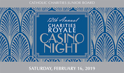 12th Annual Charities Royale Casino Night
