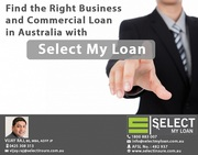 Find the Right Business and Commercial Loan in Australia with Select My Loan
