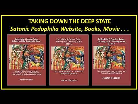 Robert Steele Pedophilia & Empire False Flags Top Books Free Online