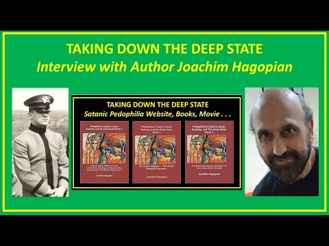 Pedophilia & Empire Author Interview Joachim Hagopian