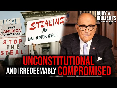 Where To Find The Evidence | Rudy Giuliani | Ep. 89
