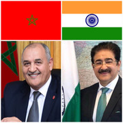 National Day of Morocco Celebrated at ICMEI