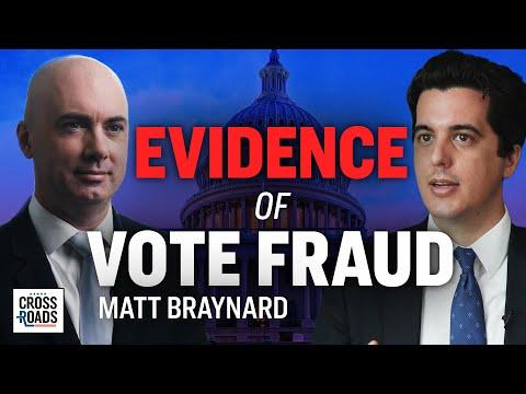 Matt Braynard: Evidence of Vote Fraud Enough to Easily Flip States | Crossroads