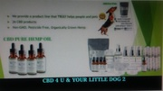 CTFO WORLD ANIMALS CTFO CBD *4*U* & YOUR LITTLE DOG 2